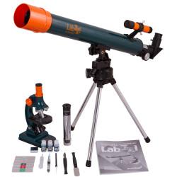 Набор Levenhuk LabZZ MT2: микроскоп и телескоп