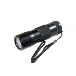 Ультрафиолетовый фонарь 12 диодов 395нм
